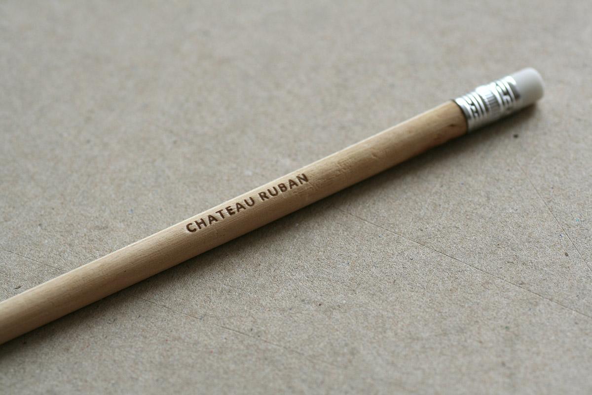 Reklamné predmety - Razba na ceruzku